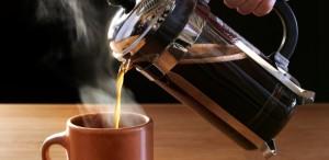 Помол кофе для френч-пресса