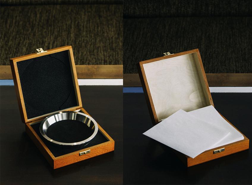 The iikone пуровер коробка