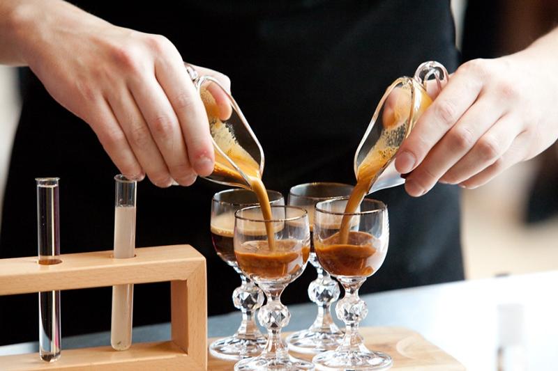Как проводится дегустация кофе