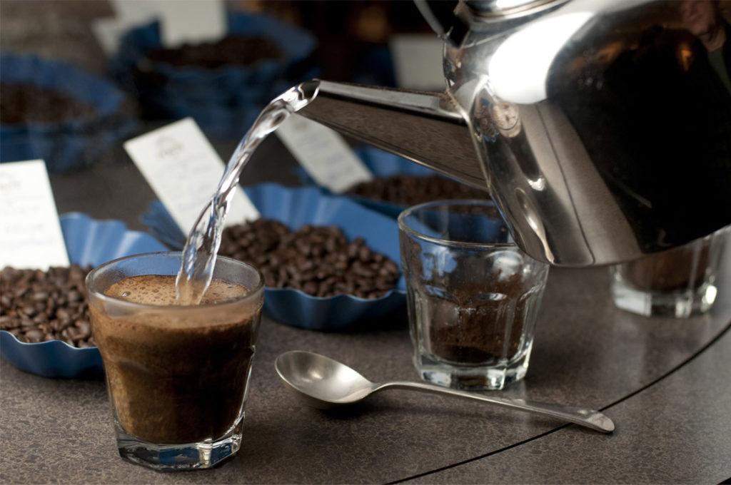Дегустация кофе (каптестинг) - краткое описание
