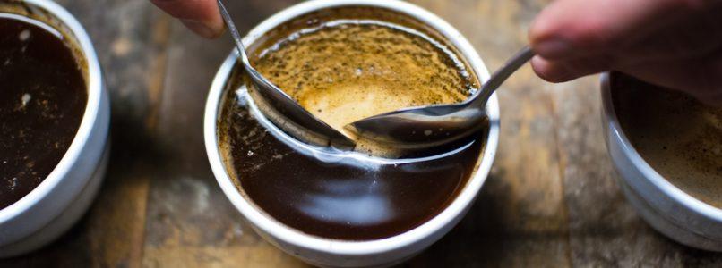 Дегустация кофе (каптестинг)