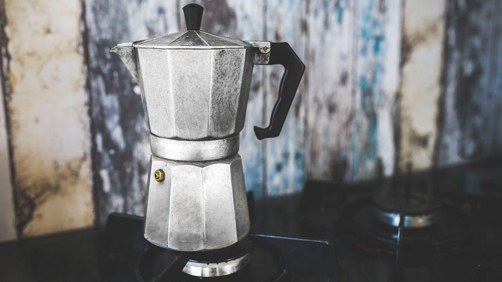 Что такое гейзерная кофеварка?