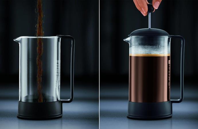 Кофе во френч-прессе: как готовить