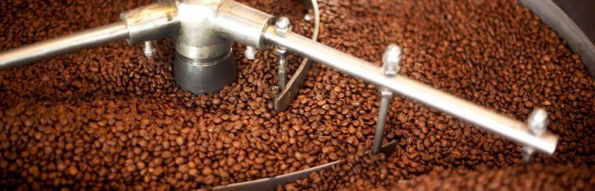 Этапы обжарки кофе