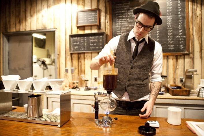 Сифон для кофе